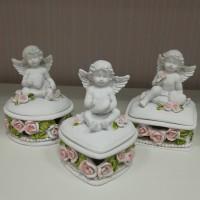 Статуэтка Ангел на шкатулке