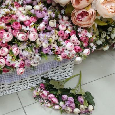 Цветы искусственные Пионы
